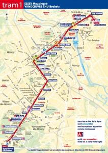 Ligne Tram